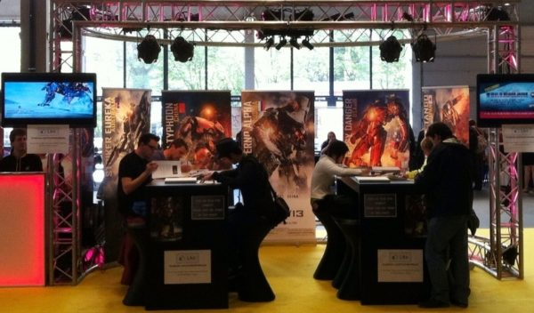 Le roll up kakemono est le stand le moins cher du monde for Stand salon original