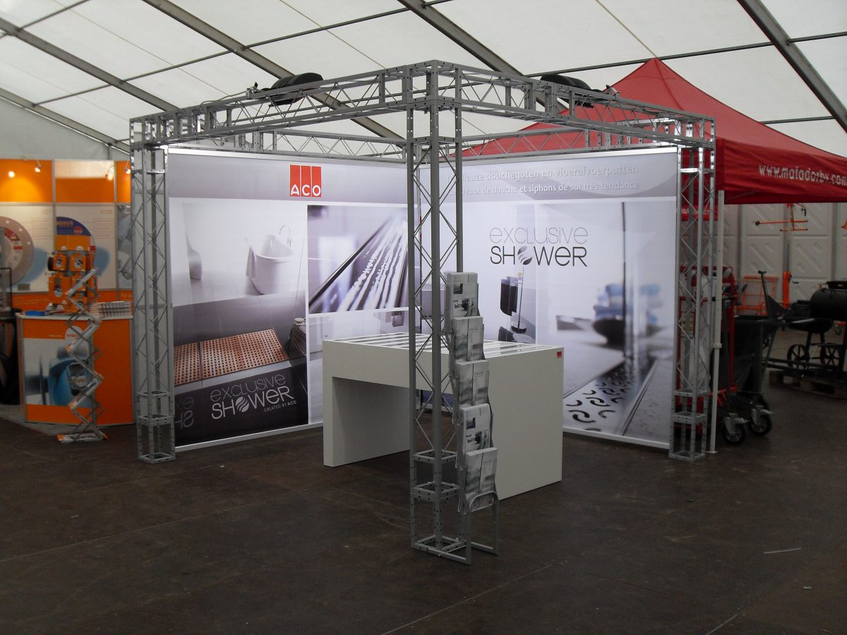 Budget salon pr parer mon budget pour participer un salon for Location stand exposition